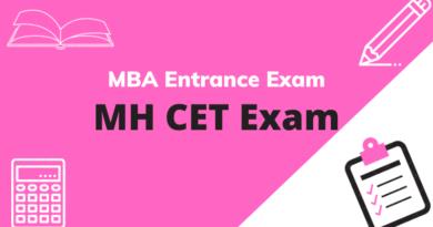 MBA Entrance Exam – MH CET Exam